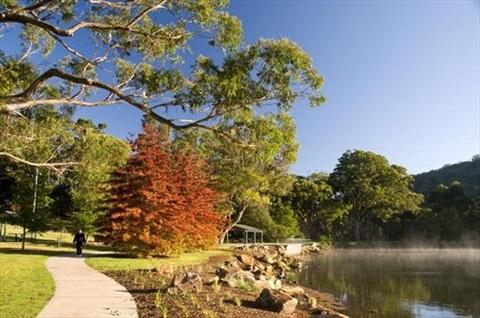 Lake Alexandra Reserve Mittagong E